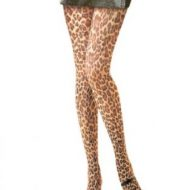Collant leopard leg avenue leopard collants