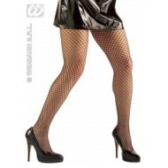 Collants large resille