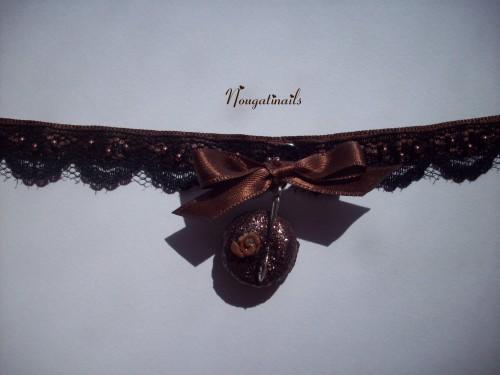 collier lingerie