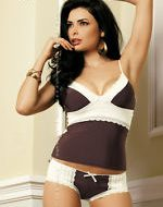 Corazone set obsessive noir rose ensembles 2 et 3 pieces