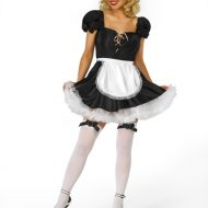 Costume de servante sexy maid