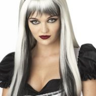 Costume hotesse partie de the leg avenue vert noir personnages tv