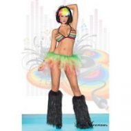 Costumes tanga tutu multicolore leg avenue sm