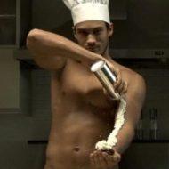 Cuisinier sexy