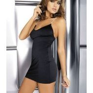 D307 dress obsessive lxl robes lingerie courtes noir