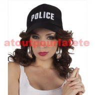 Deguisement de policierehard police