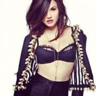 Demi Lovato lingerie