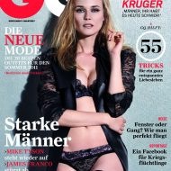 Diane Kruger lingerie
