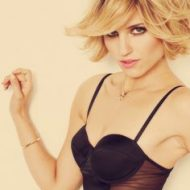Dianna Agron lingerie
