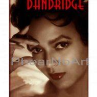 Dorothy Dandridge lingerie