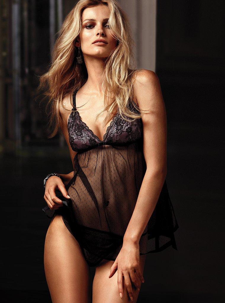Edita Vilkeviciute lingerie