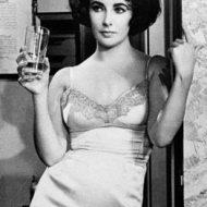 Elizabeth Taylor lingerie