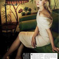 Emily Berrington lingerie