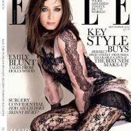 Emily Blunt lingerie