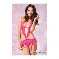Ensemble trikini seduis moi leg avenue ml bodys rouge