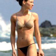 Evangeline Lilly lingerie
