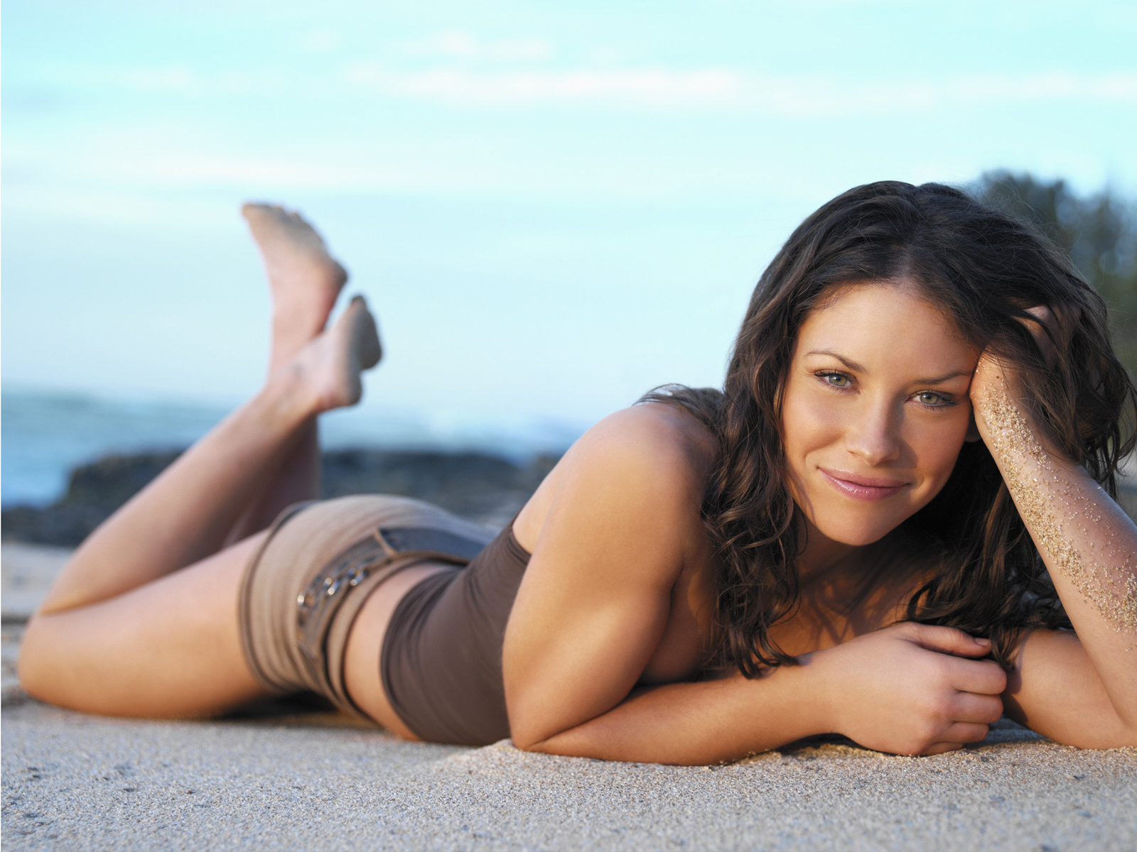 evangeline lilly lost hot