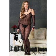 Femme grande taille sexy
