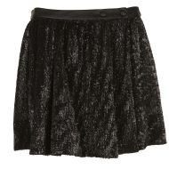 Gants boucles leg avenue noir club wear
