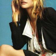 Gemma Ward lingerie