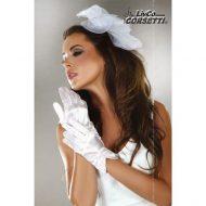 Gloves model 1 livco taille unique gants et mitaines blanc