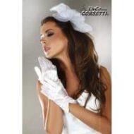 Gloves model 4 livco taille unique gants et mitaines blanc