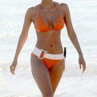 Halle Berry bikini