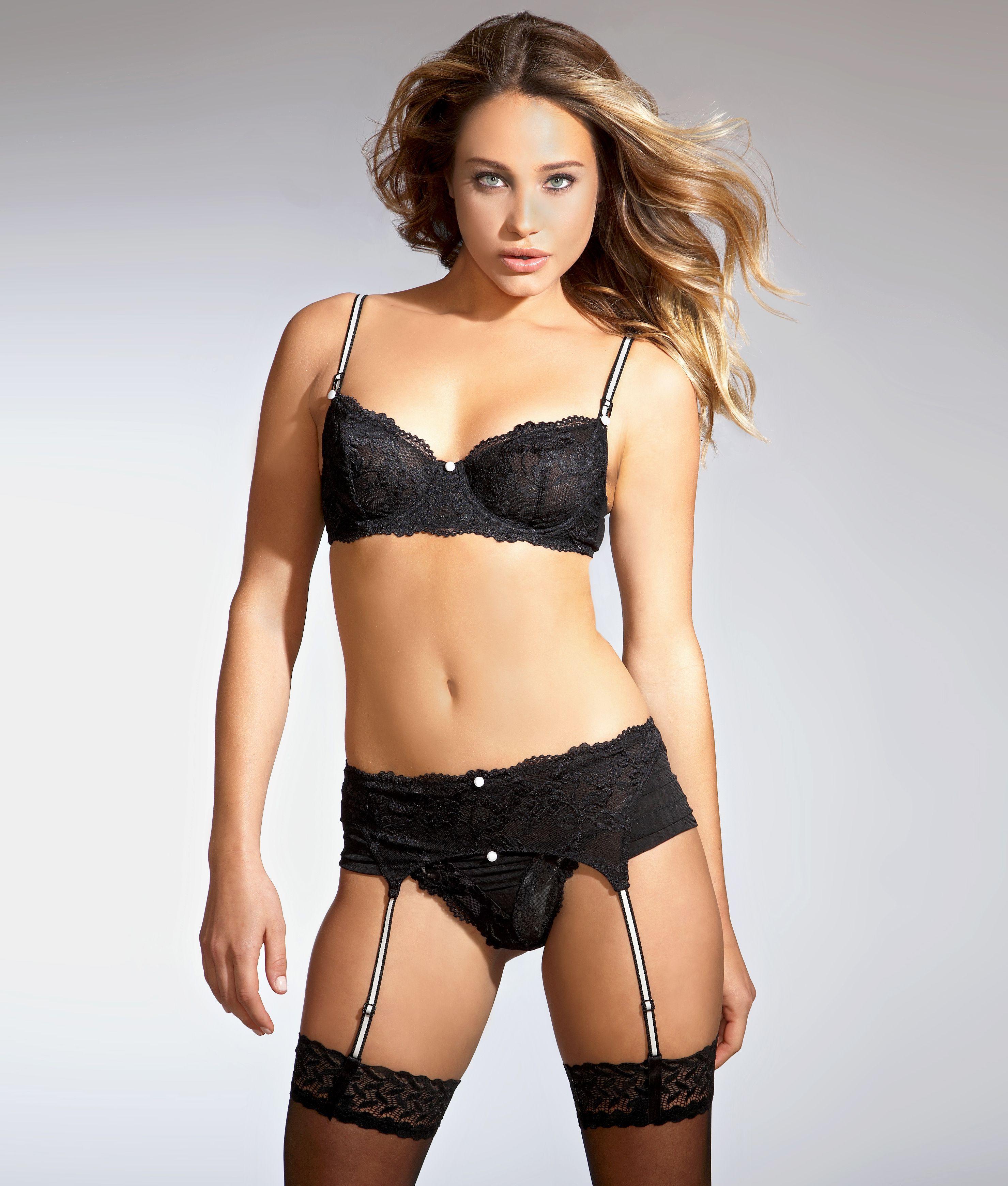 hanna davis lingerie