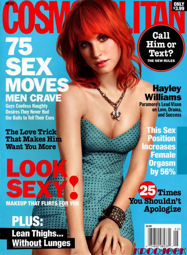 Hayley Williams lingerie