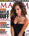 Haylie Duff lingerie