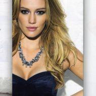 Hilary Duff lingerie