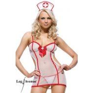 Infirmiere lingerie