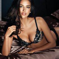 Irina shaik lingerie
