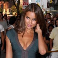 Irina shayk hot string