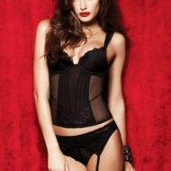 Isabeli Fontana lingerie