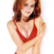 Isla Fisher lingerie