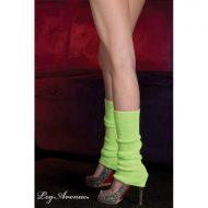 Jambieres rayures fluides leg avenue blanc rose pale bas legging jambieres
