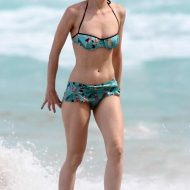 Jamie King bikini