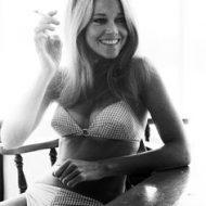 Jane Fonda lingerie