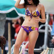 Jessica Pare bikini