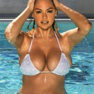 Kate upton pool
