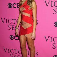 Katrina Bowden lingerie