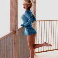 Kelly Carlson lingerie