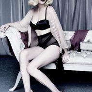 Kirsten Dunst lingerie