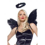 Kit accessoires d ange leg avenue noir divers