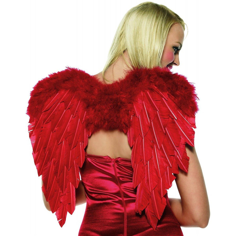 kit cupidon leg avenue rouge ailes de fee
