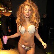 Lady Gaga bikini