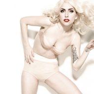 Lady Gaga lingerie