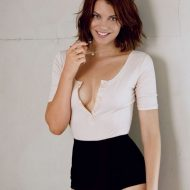 Lauren cohan hot