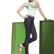 Legging jean coupe cavaliere 200 deniers